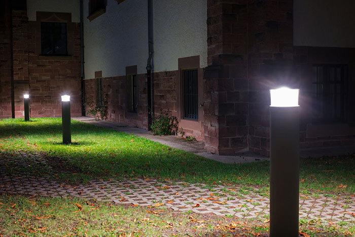 Ventajas de la iluminación LED solar exterior