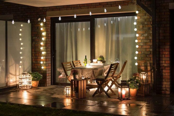 Ventajas y desventajas de la iluminación LED solar exterior