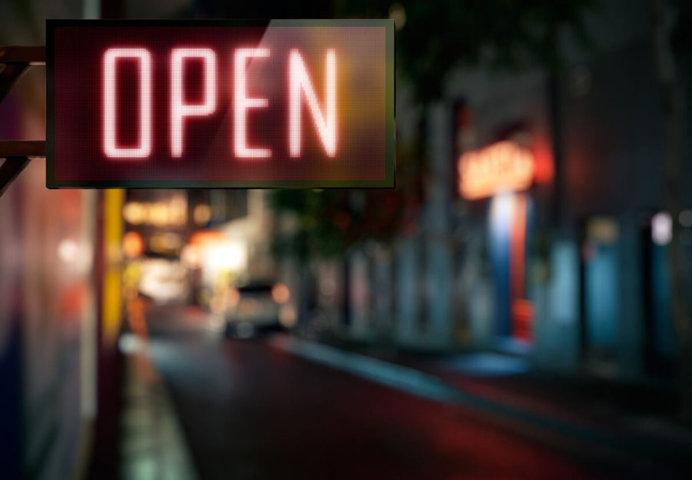 beneficios de la iluminación LED en locales comerciales