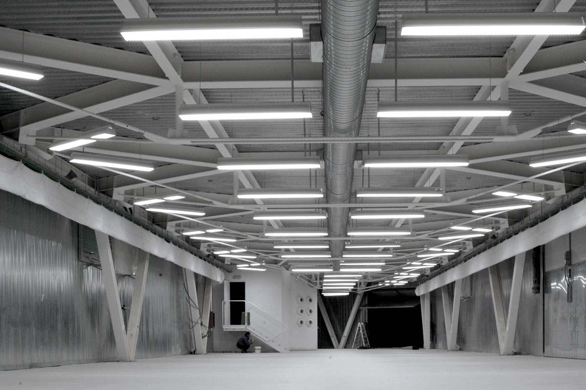 Beneficios de la Iluminación led comercial e industrial 2