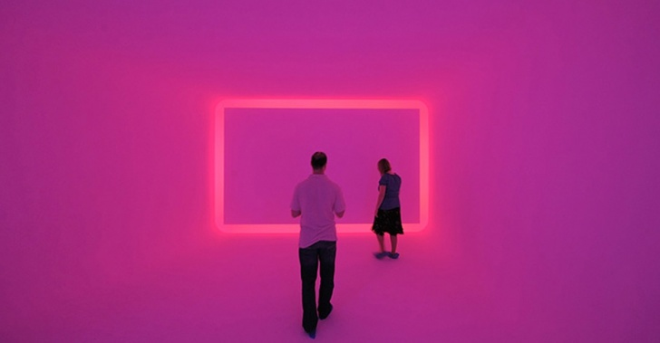 arte con luz led 2