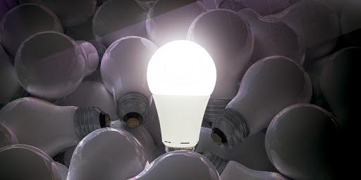 de donde salió la luz led 2