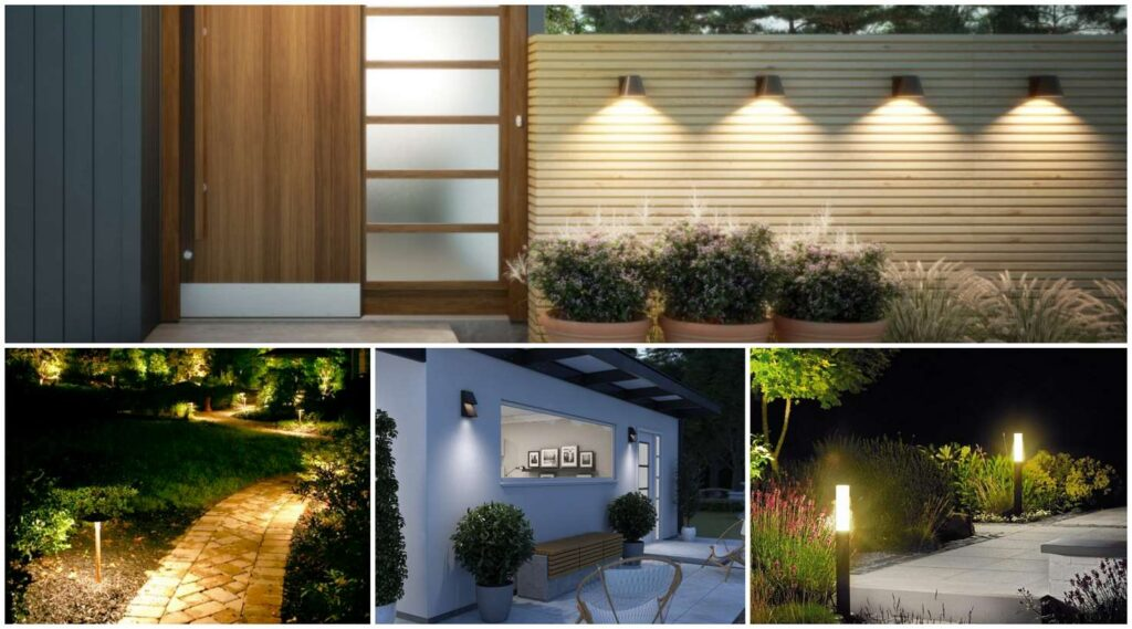 iluminación de seguridad para exteriores 2