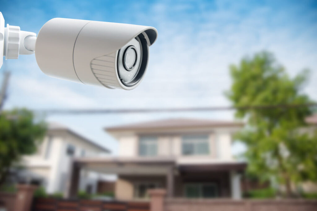 mejor iluminación para cámaras de seguridad 1