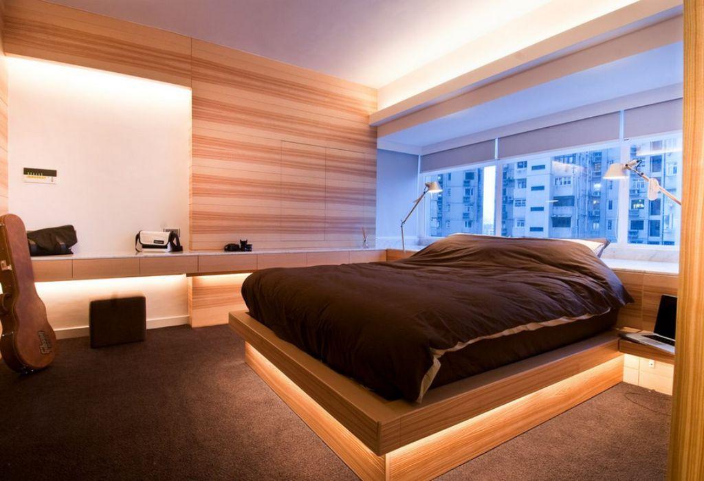Así puedes instalar luz led de manera creativa en tu casa 1