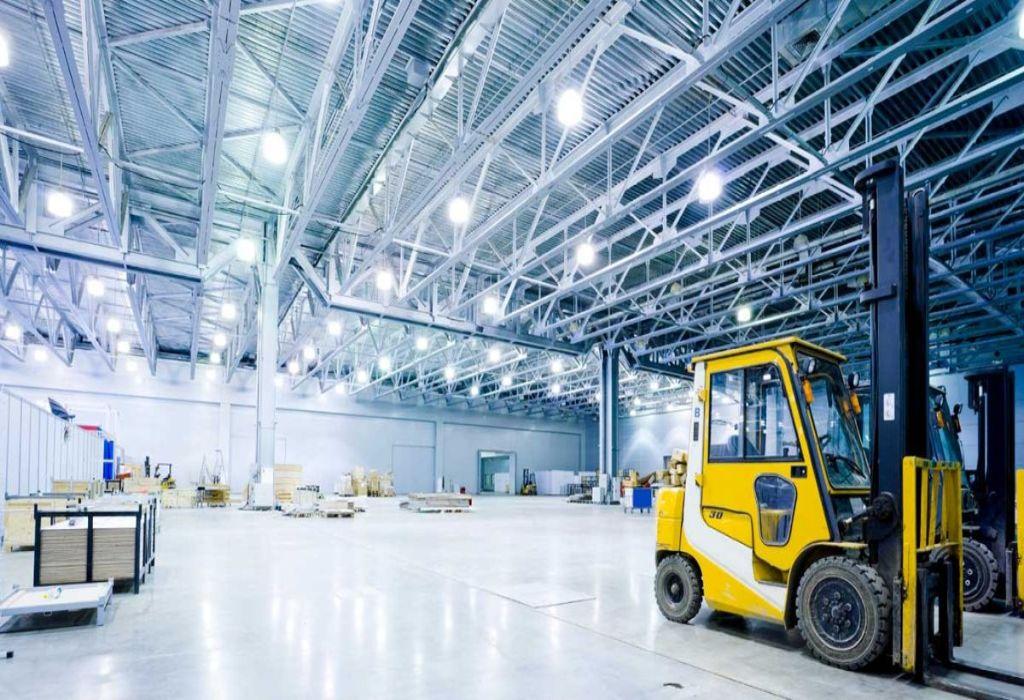 Beneficios de la luz led en la industria 2