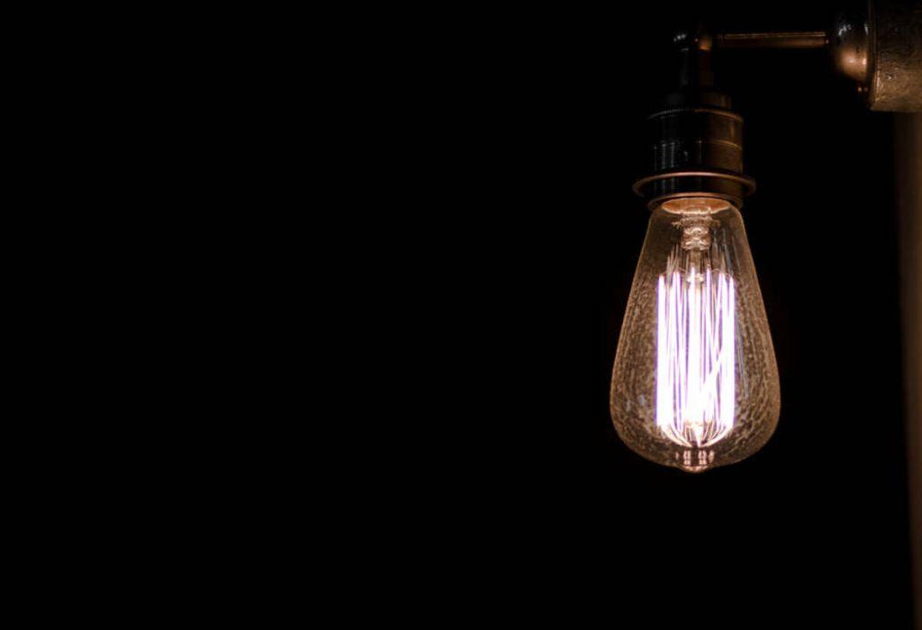 Casa protegida con iluminación LED 2