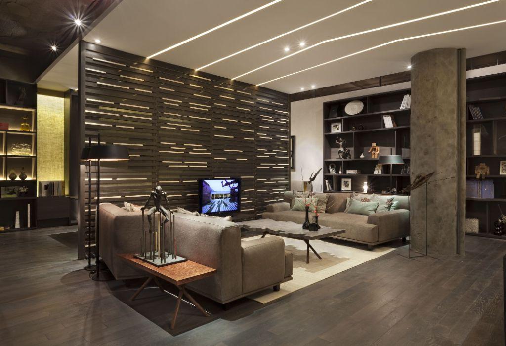 Diseño de interiores y luces LED 2