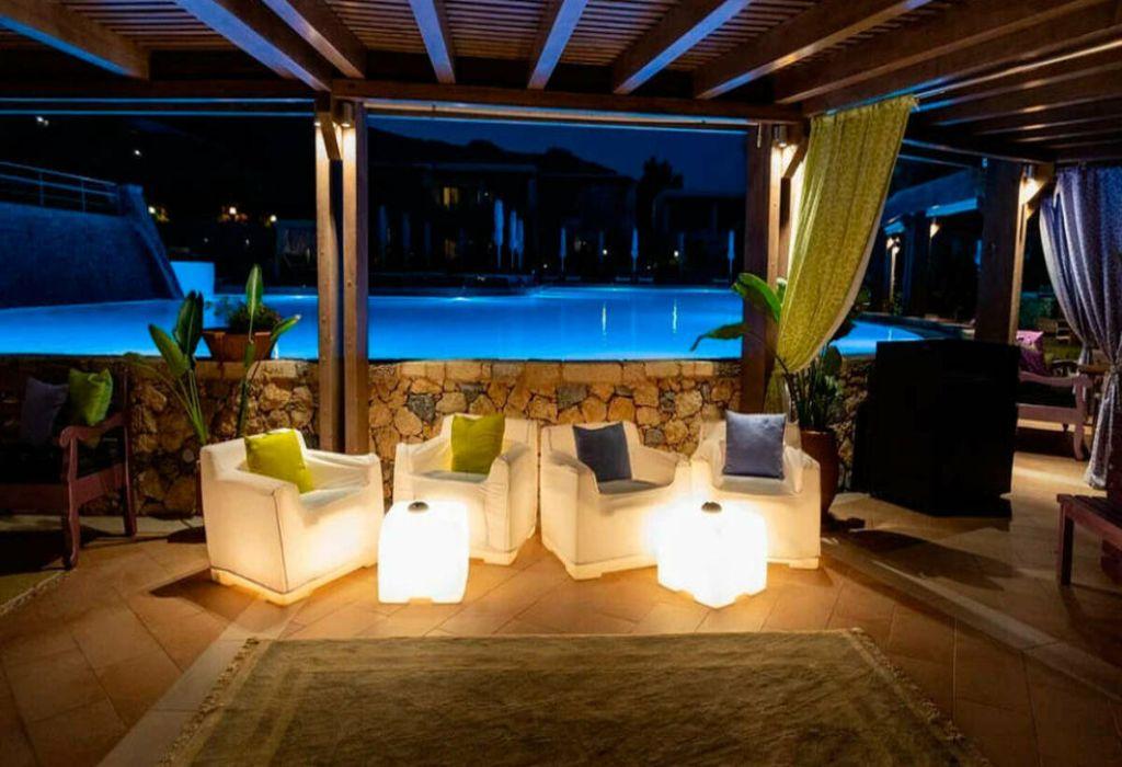Ideas Top para iluminar el jardín con luces led 2
