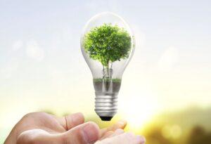 Luces led para cuidar el medio ambiente 1